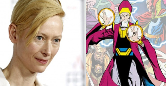 Ancient One Tilda Swinton