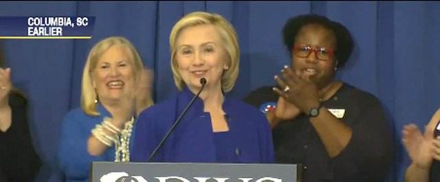 Hillary Clinton accent