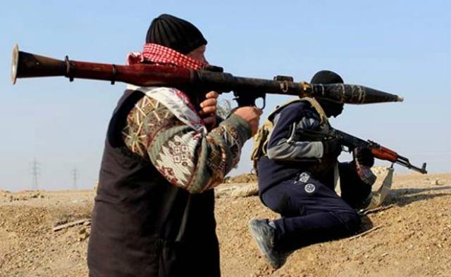 Islamic State group AP