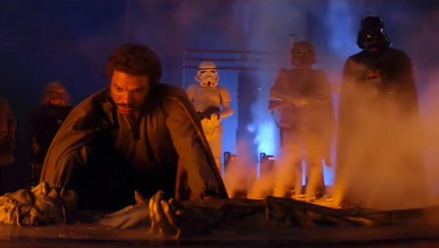 Lando Han Solo Carbonite