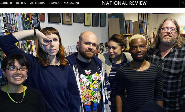 National Review San Fran Comic