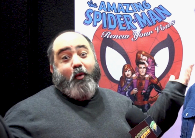 Dan Slott Renew Your Vows