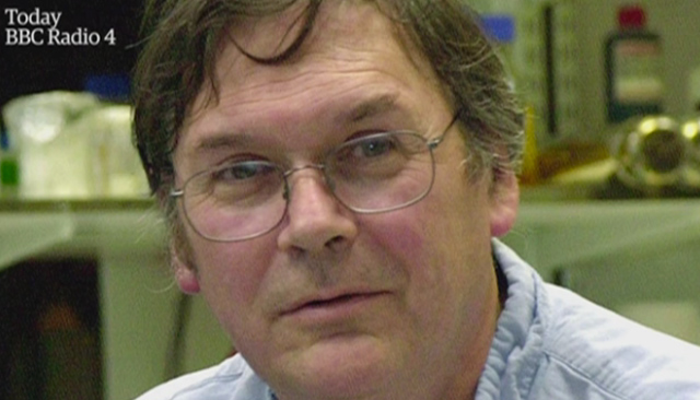 Tim Hunt BBC Radio screenshot