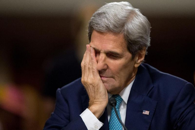 Kerry AP