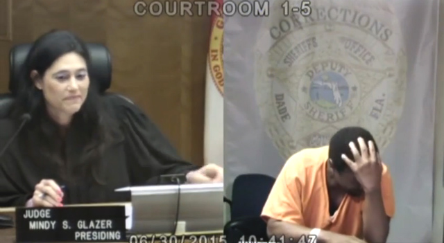 Miami Judge S Glazer