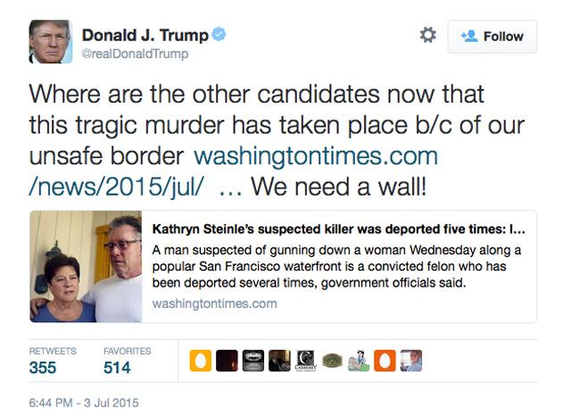 Trump TWT