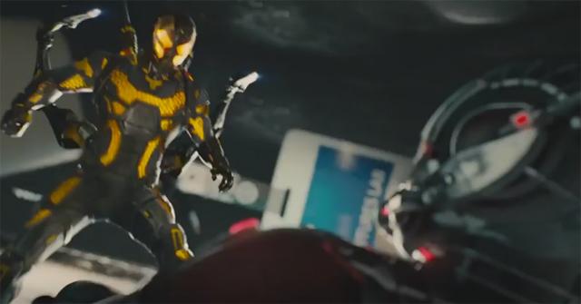 Ant Man Hornet Marvel
