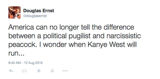 Kanye West campaign