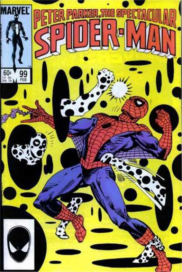 The Spot Marvel