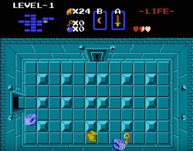 Zelda Wallmaster
