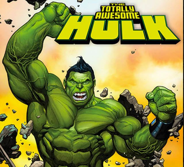 Totally Awesome Hulk Marvel