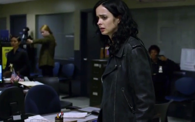 Jessica Jones Police Department
