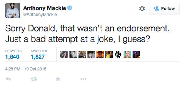 Mackie Trump