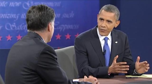 Obama Romney 80s joke