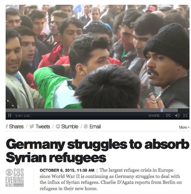 CBS refugees