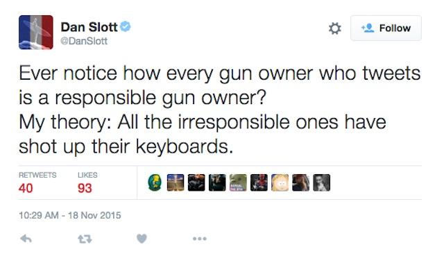 Dan Slott gun