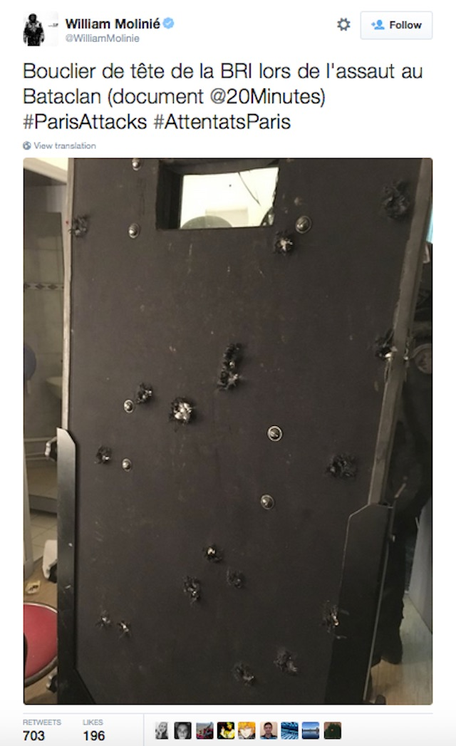 French SWAT doors