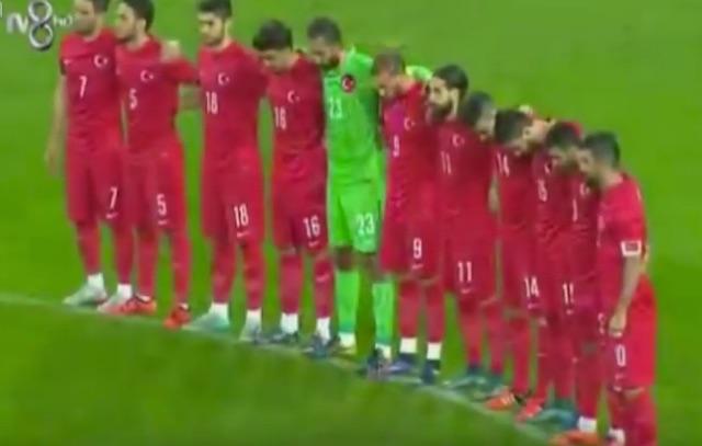 Turkey soccer team