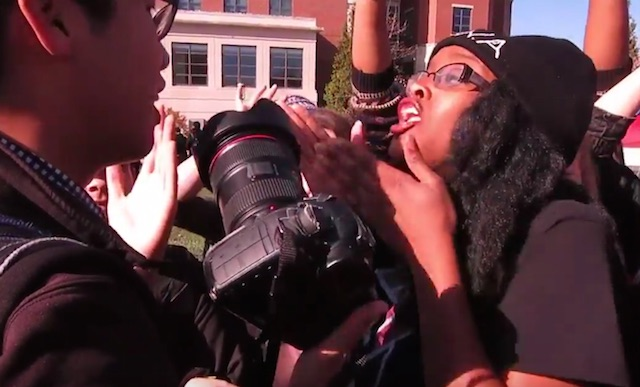 University of Missouri activist thugs