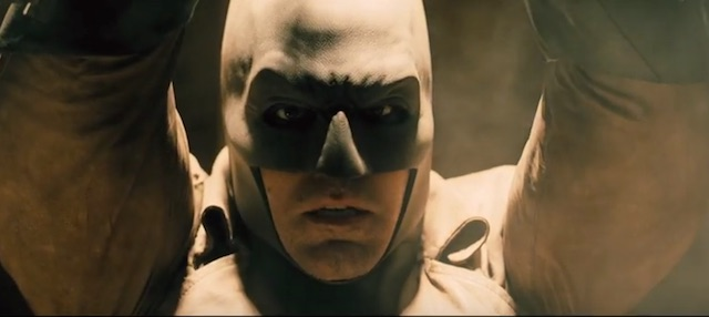 Batman nightmare