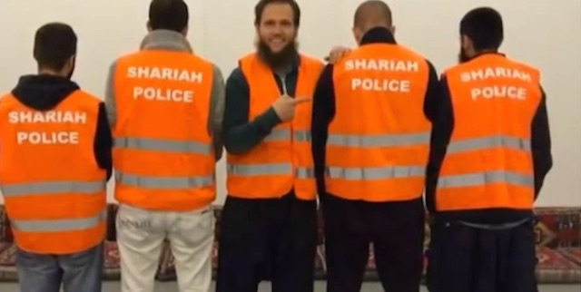 Germany-Shariah-Police