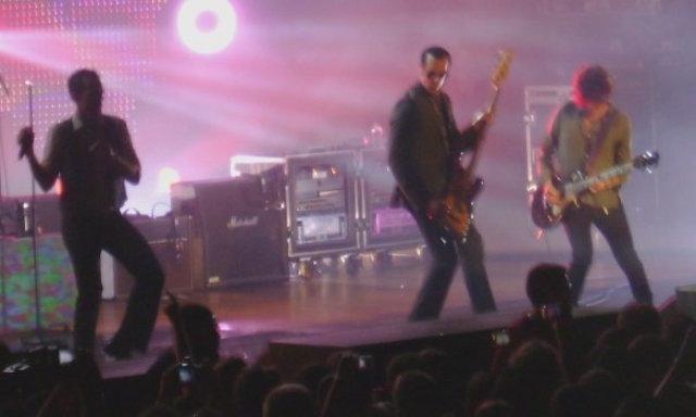 STP concert 2009