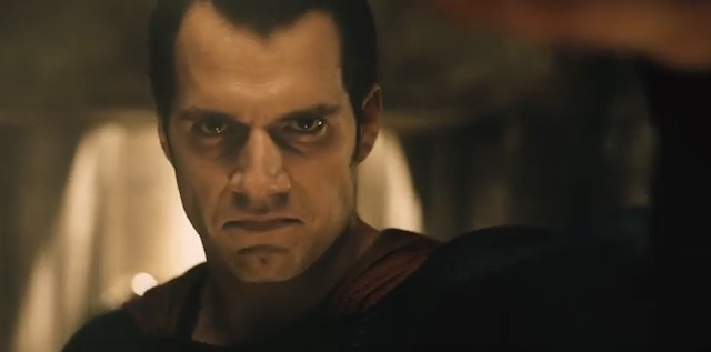 Superman scowl nightmare
