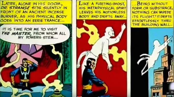 Dr Strange Steve Ditko