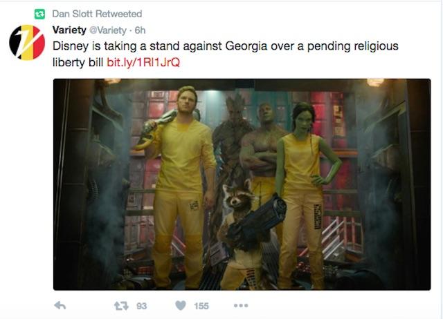 DS religious liberty tweet