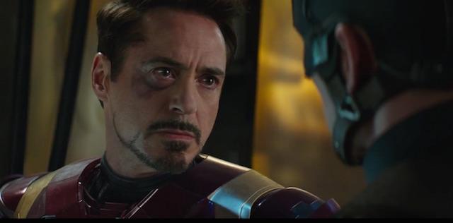 Tony Stark Cap