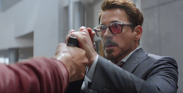 Tony Stark Civil War