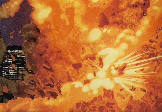 IM8 explosion