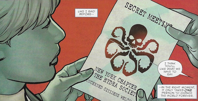 Hydra pamphlet