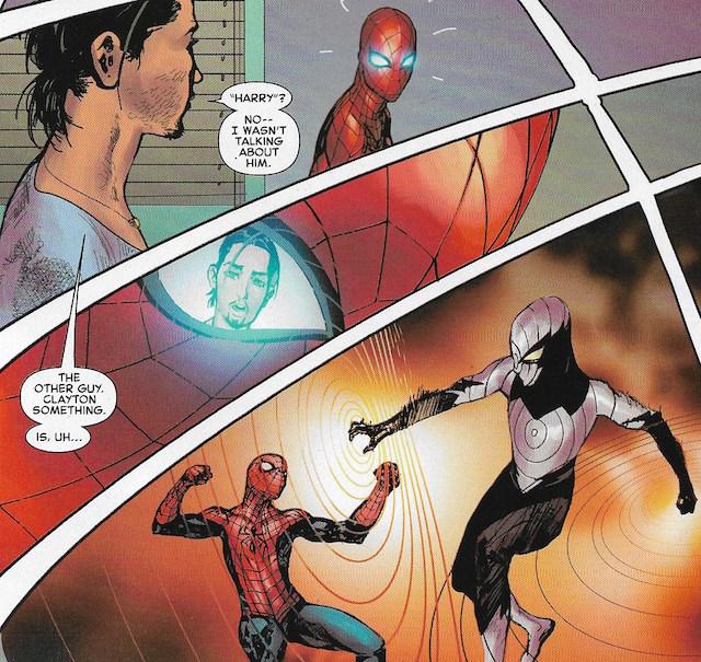 Civil War II ASM 1 Spider-Man