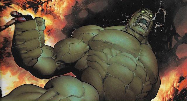 CV2 No2 Hulk Uly vision