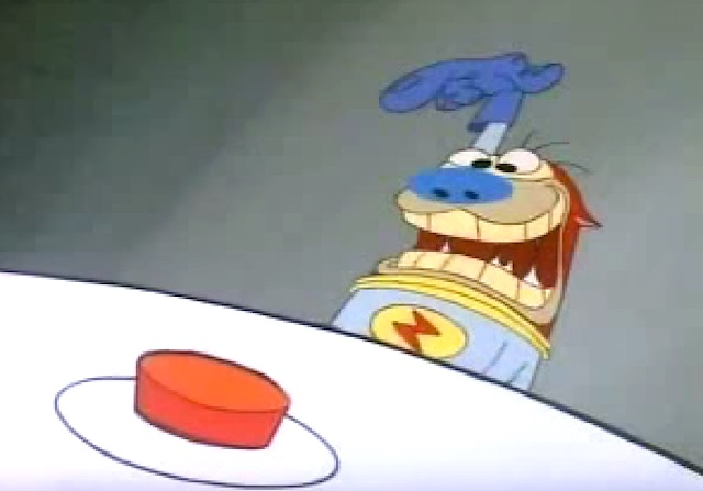 Stimpy Red Button