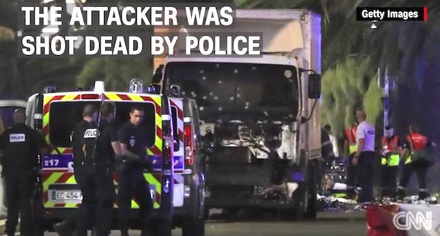 Nice France attack CNN
