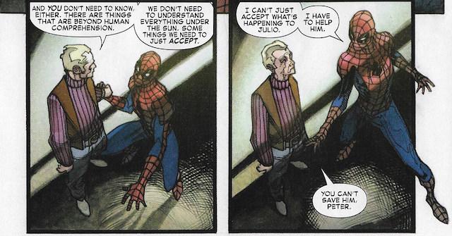Amazing Grace SpiderMan
