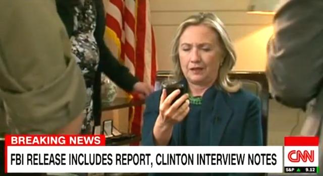 Hillary Clinton CNN