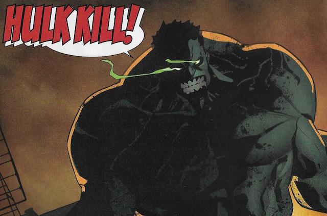 Hulk kill