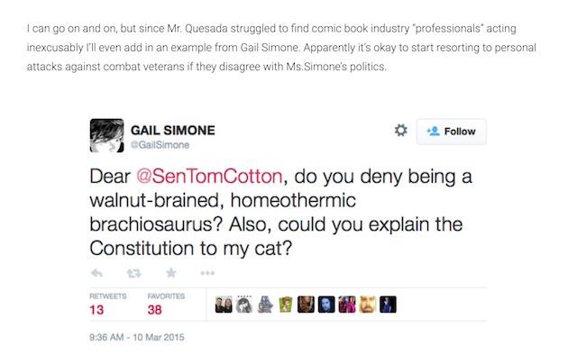 Gail Simone Twitter 2015